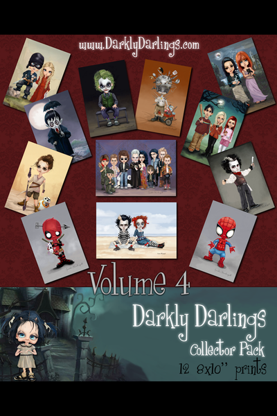 Collector Pack Volume Four