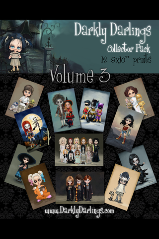 Collector pack volume 3