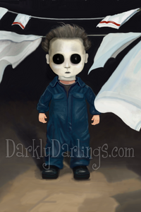 Michael Myers Halloween Fan Art