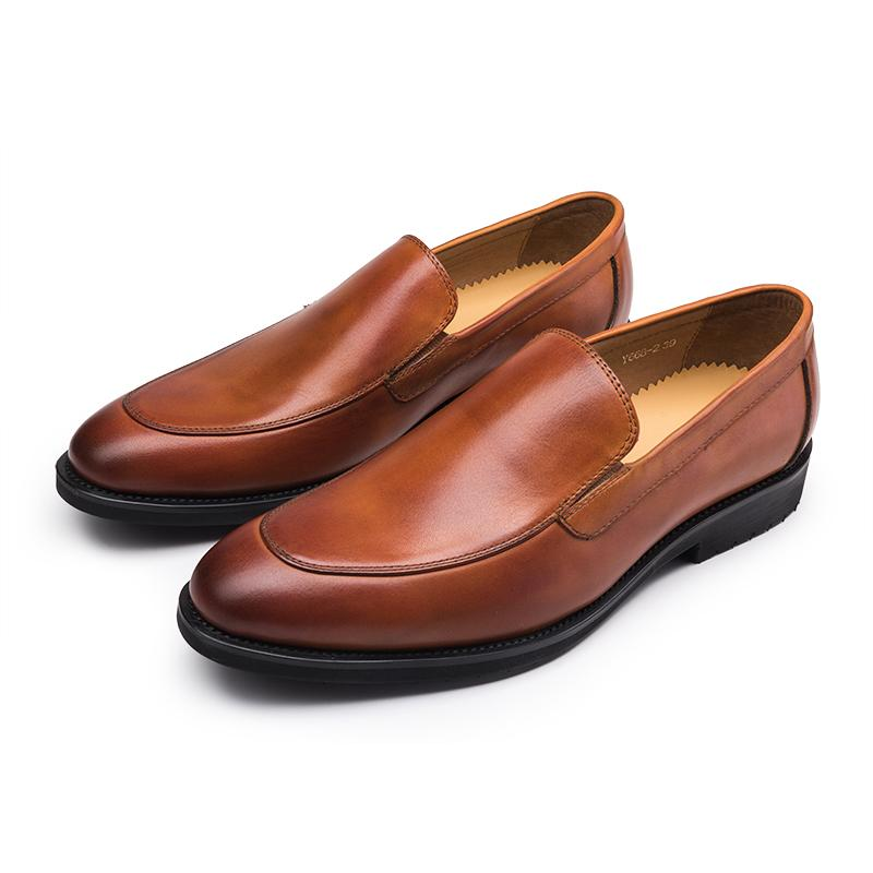 Penny Loafer - Tan