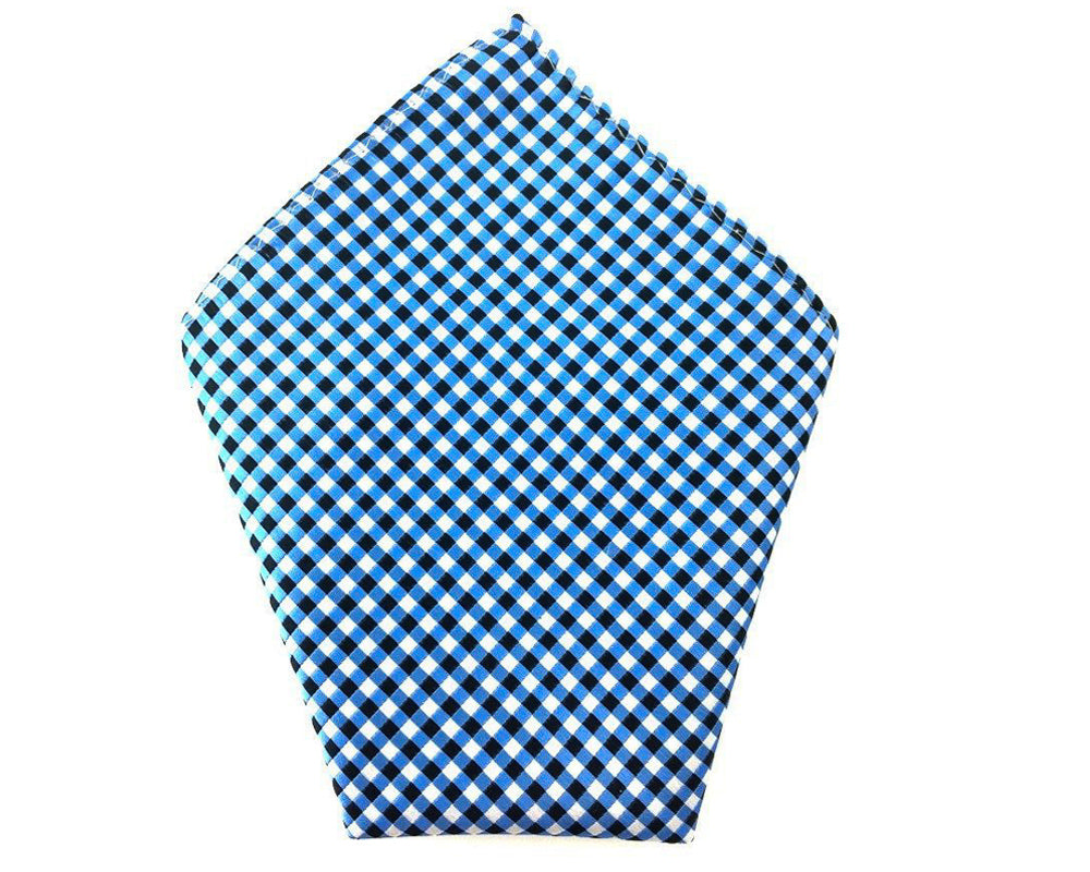 checkered grooms hanky