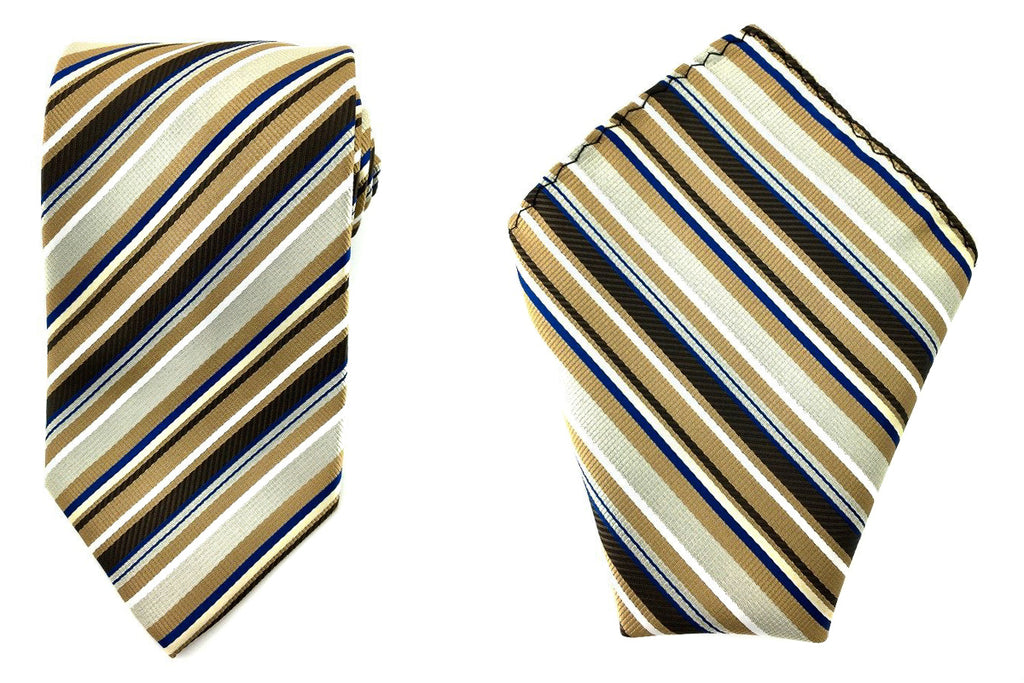 necktie pocket square set