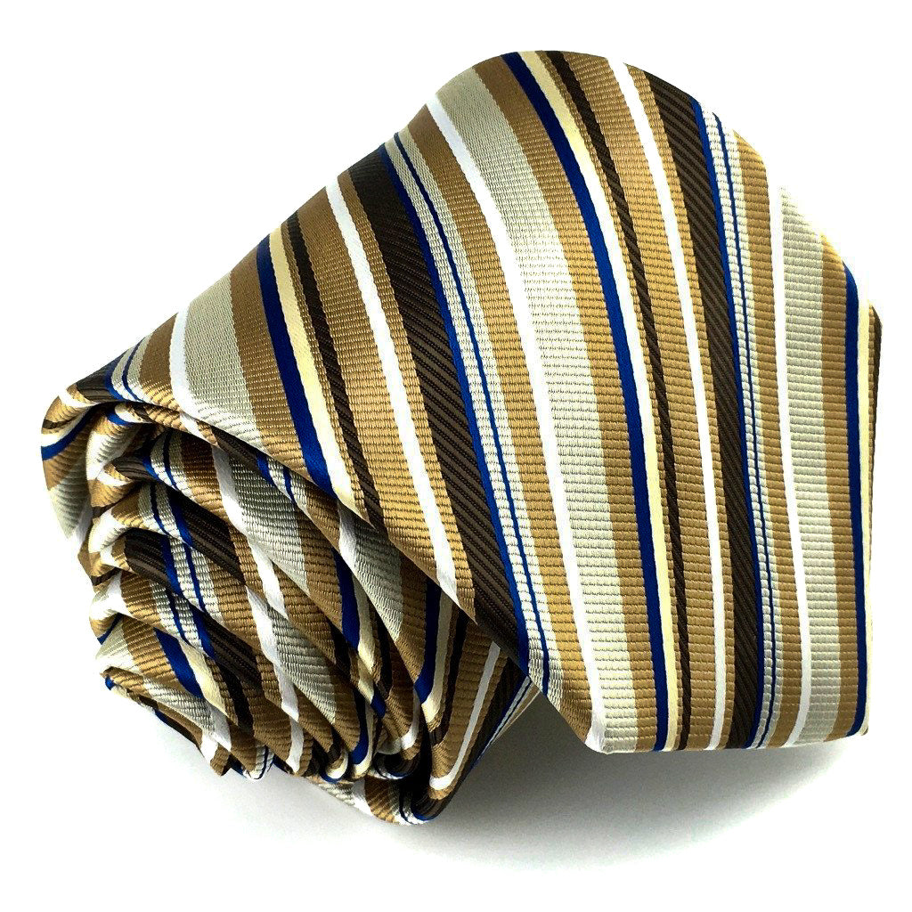 mens stripe necktie