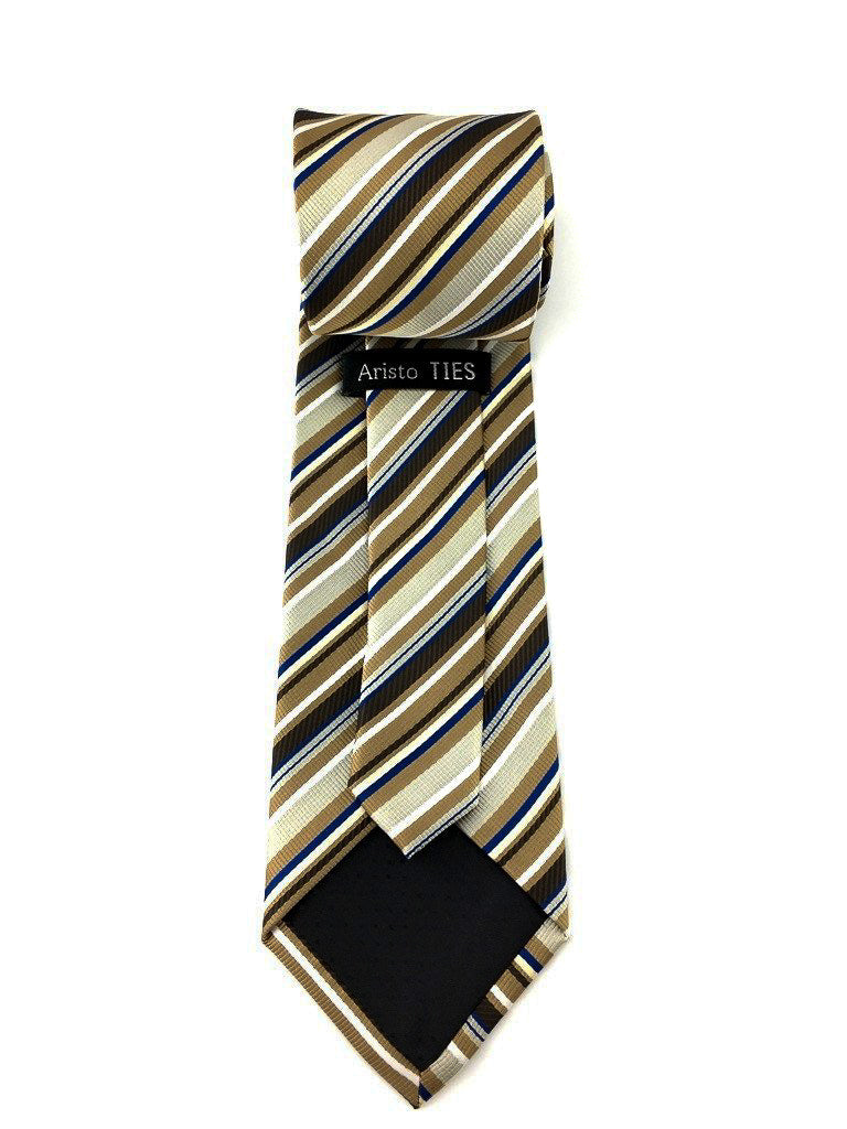 brown neck ties
