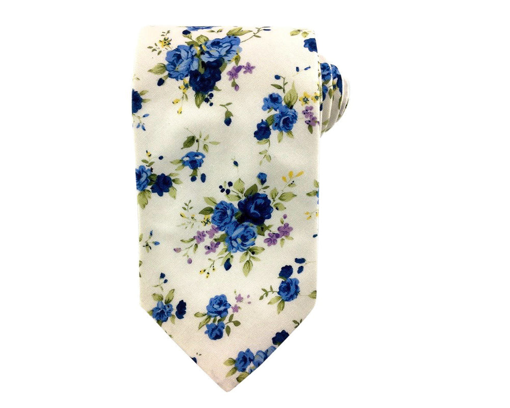 mens cotton necktie