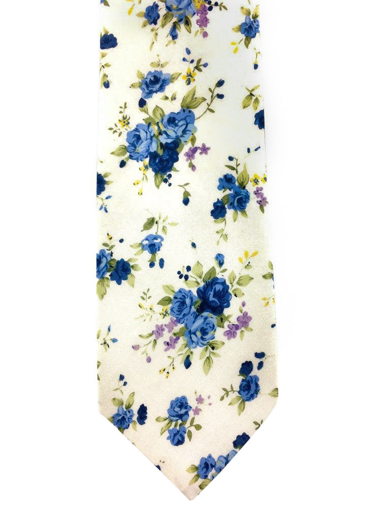 flower mens neck ties