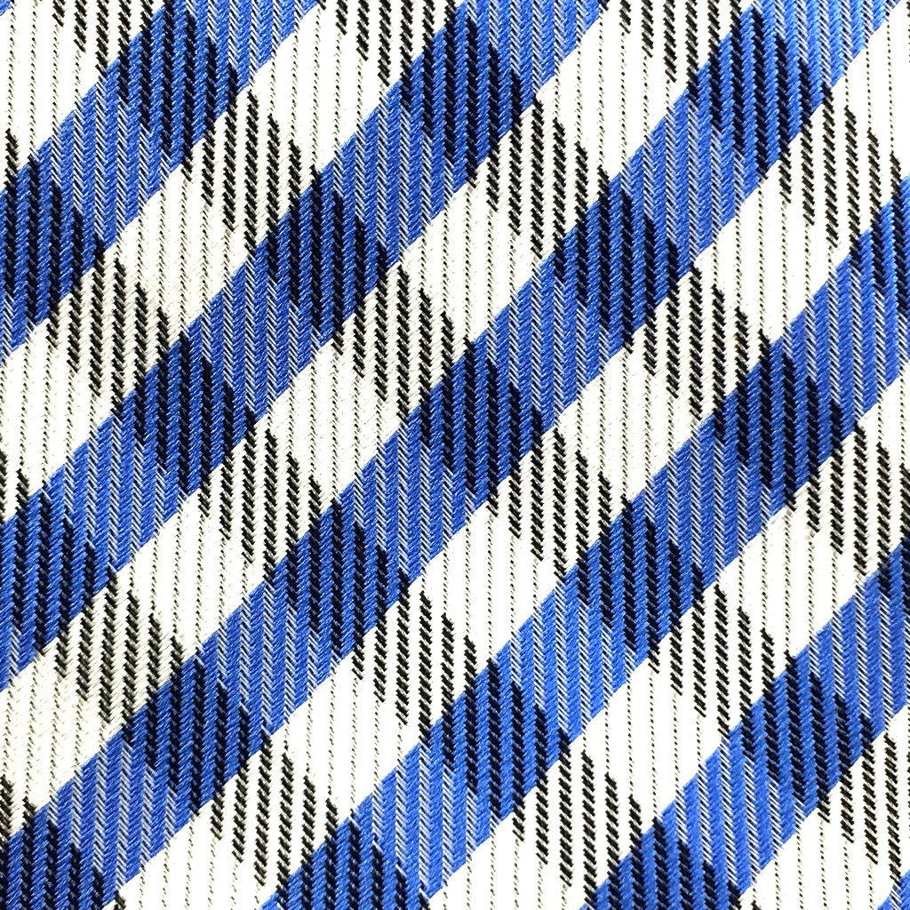 blue gingham swatch