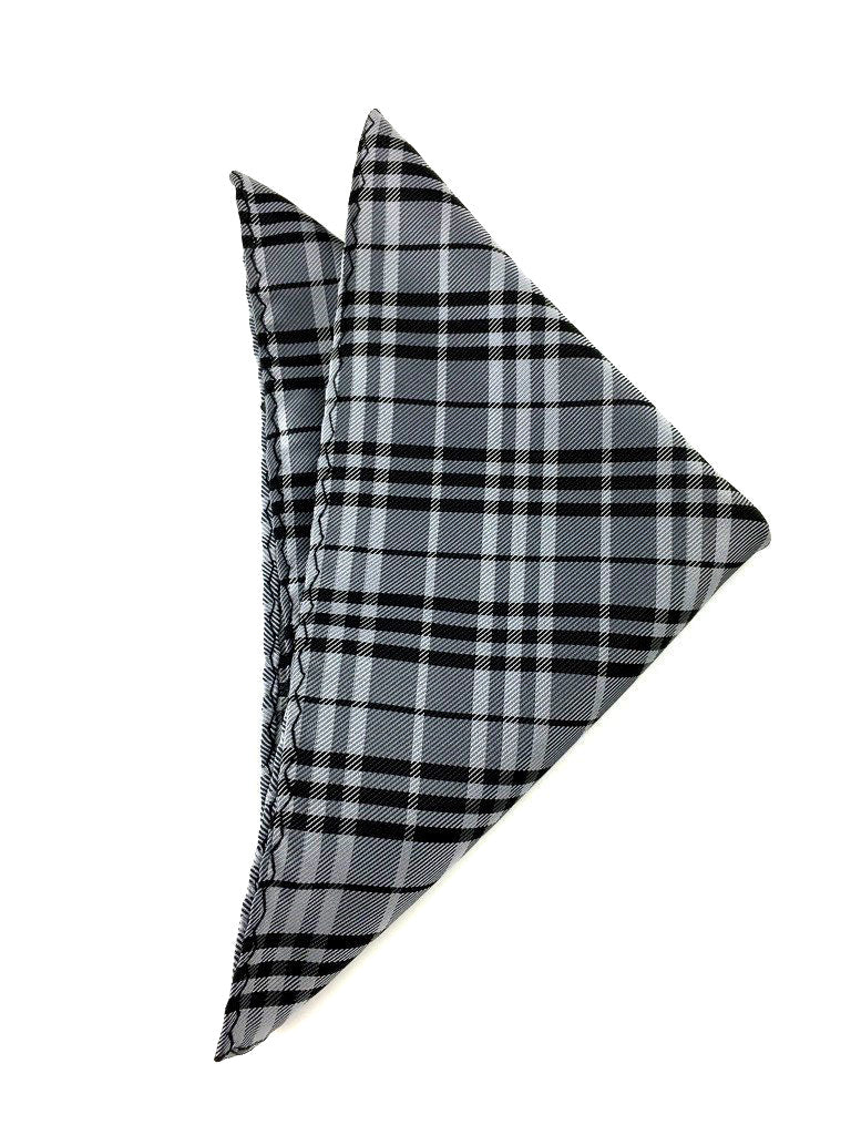 mens grey hankies