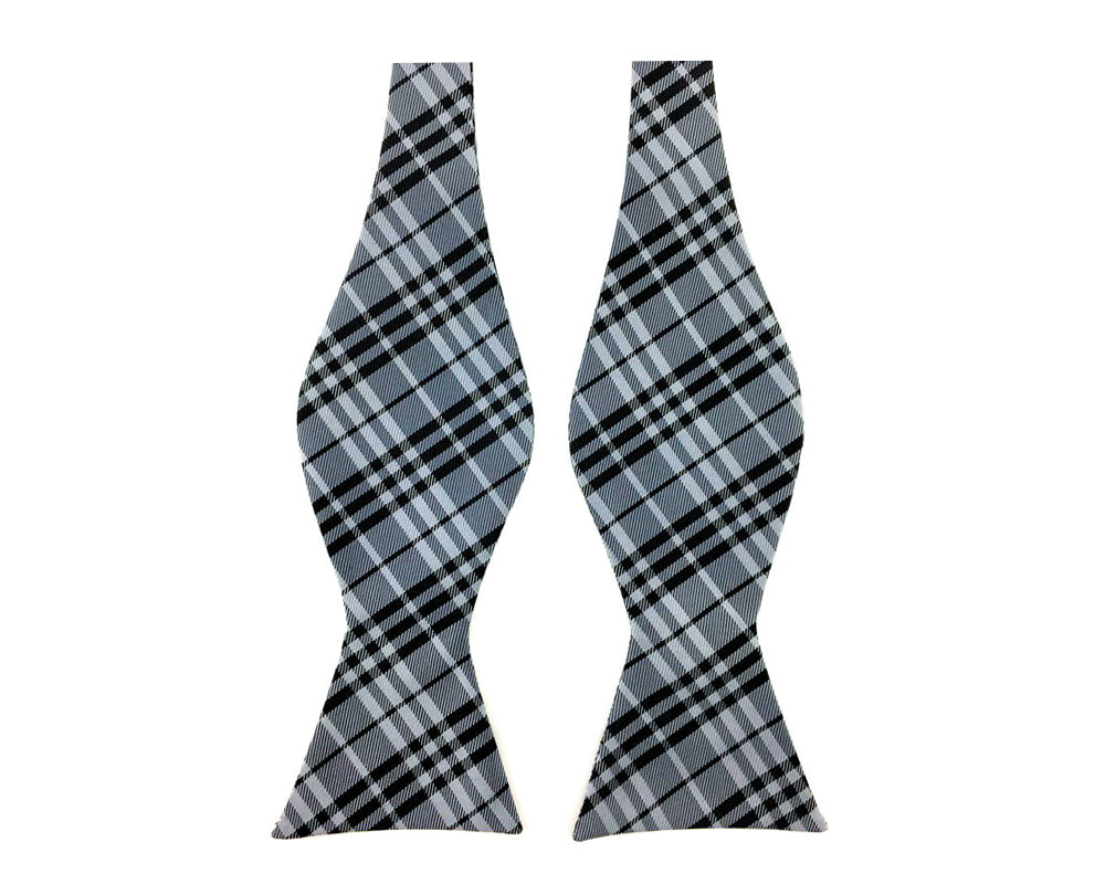 self tied mens bowtie