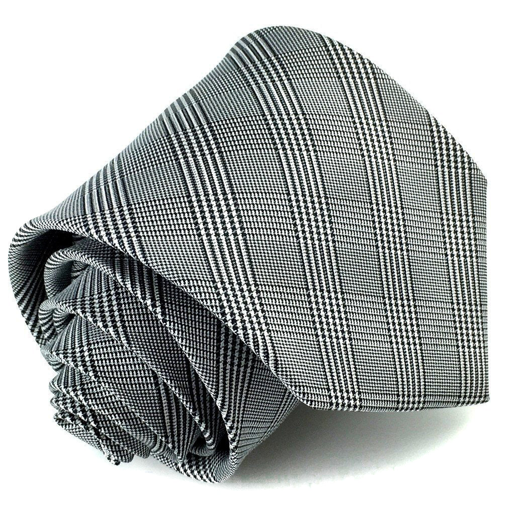 grey wedding neckties
