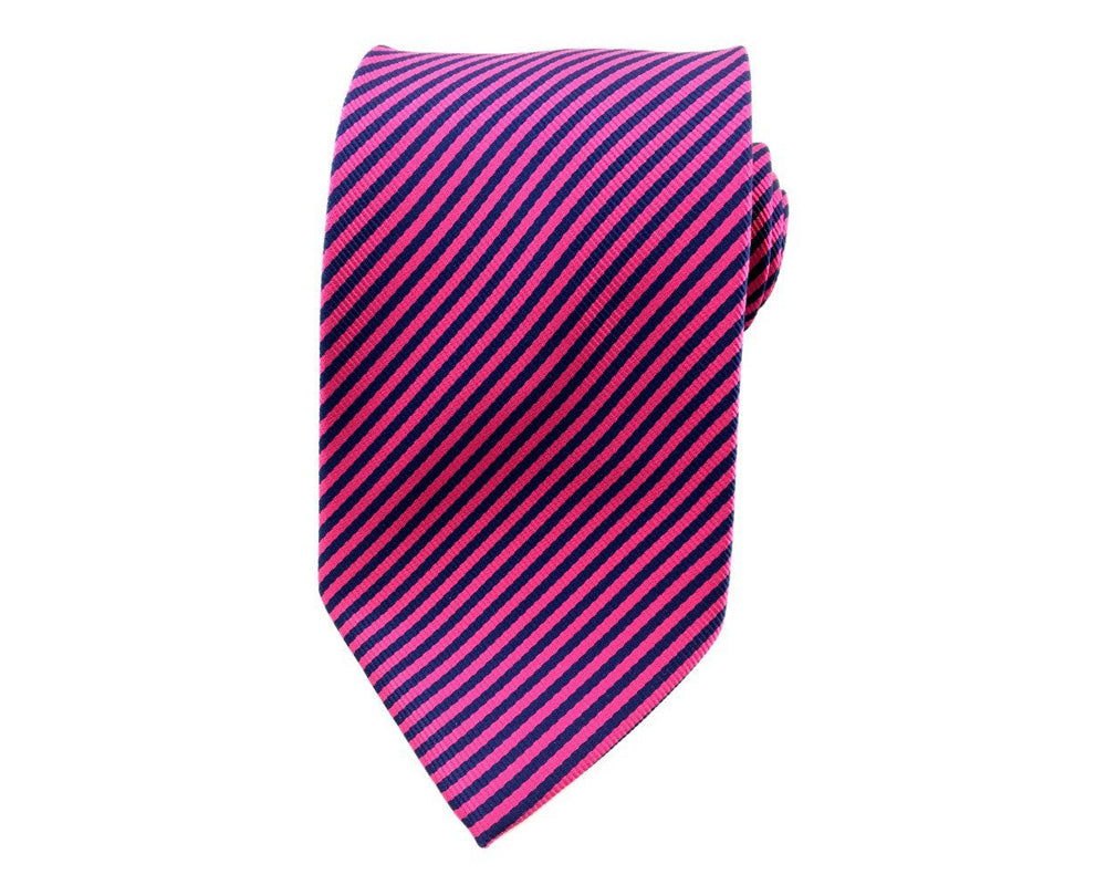 wedding stripe ties