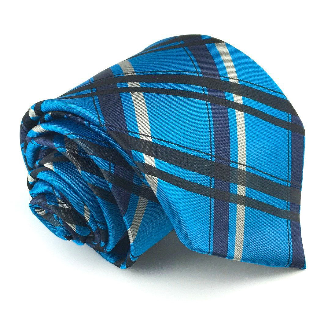 mens checkered neckties