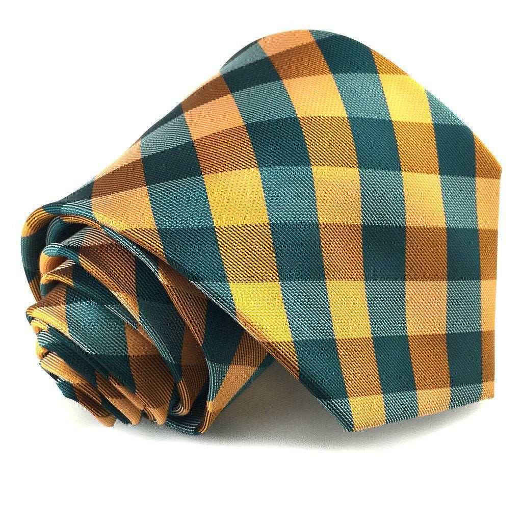 gingham neckties