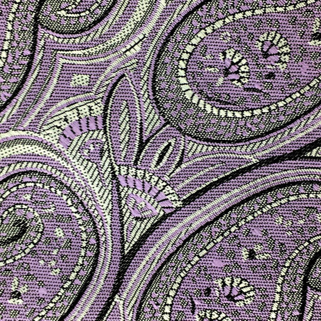 purple paisley swatch
