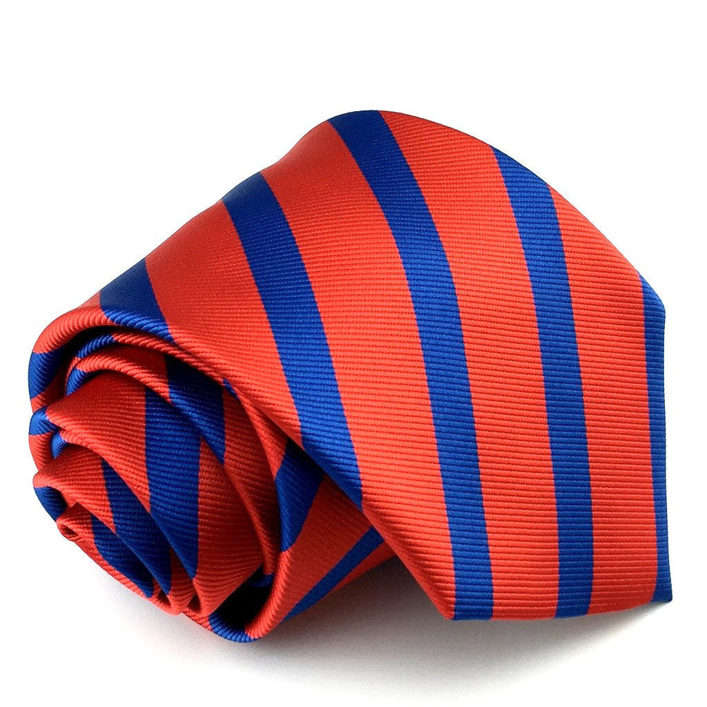 mens striped tie