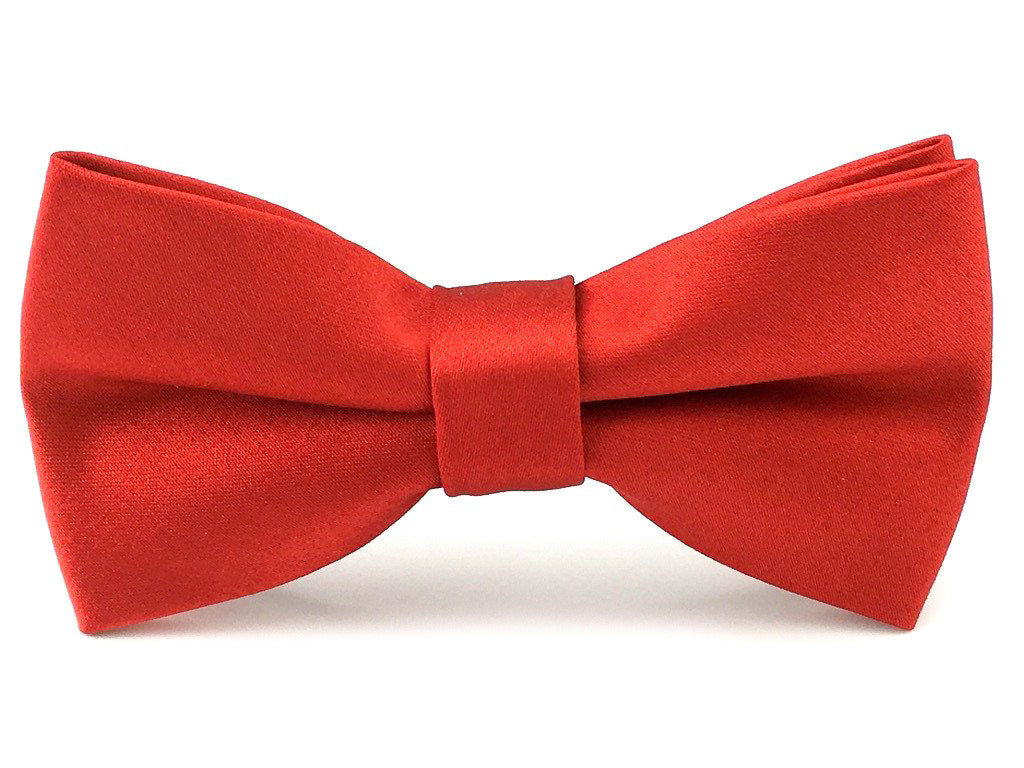 groomsmen red bow ties