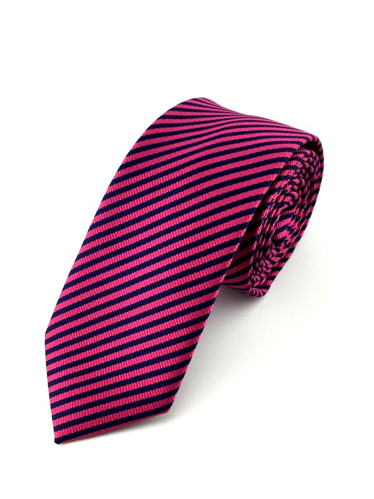 blue stripe ties