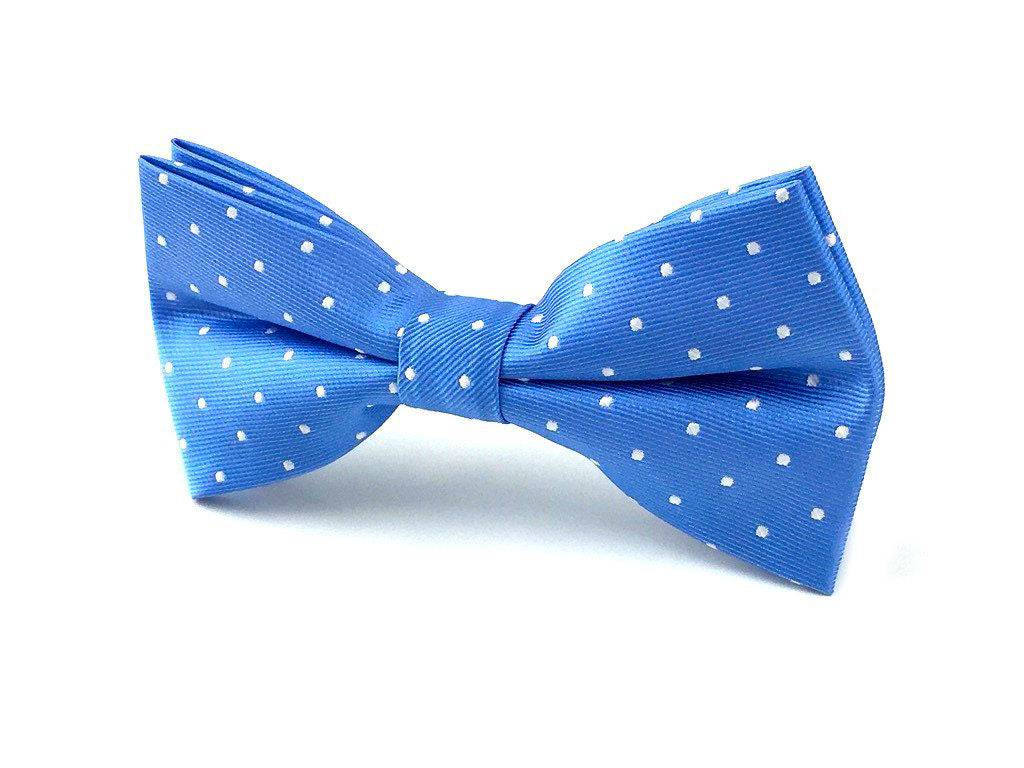 polka wedding bowtie