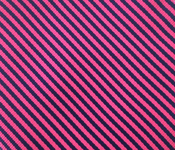 striped magenta swatch