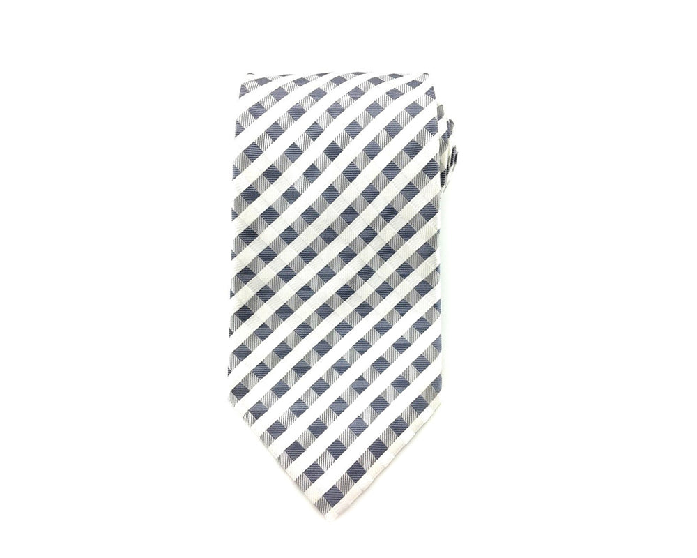 white grey ties
