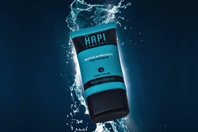 HAPI Sonic-Tech Toothbrush - The HAPI Company - thehapycompany.com