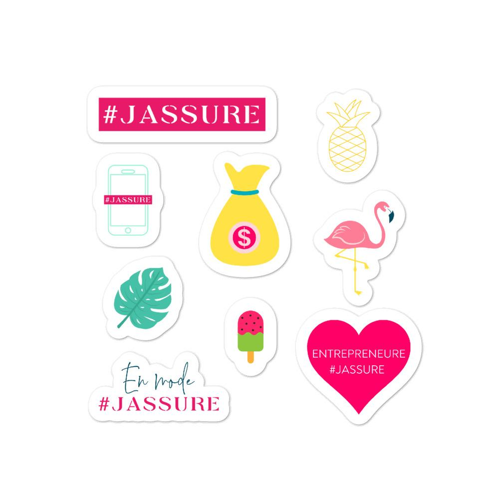 Stickers #JASSURE