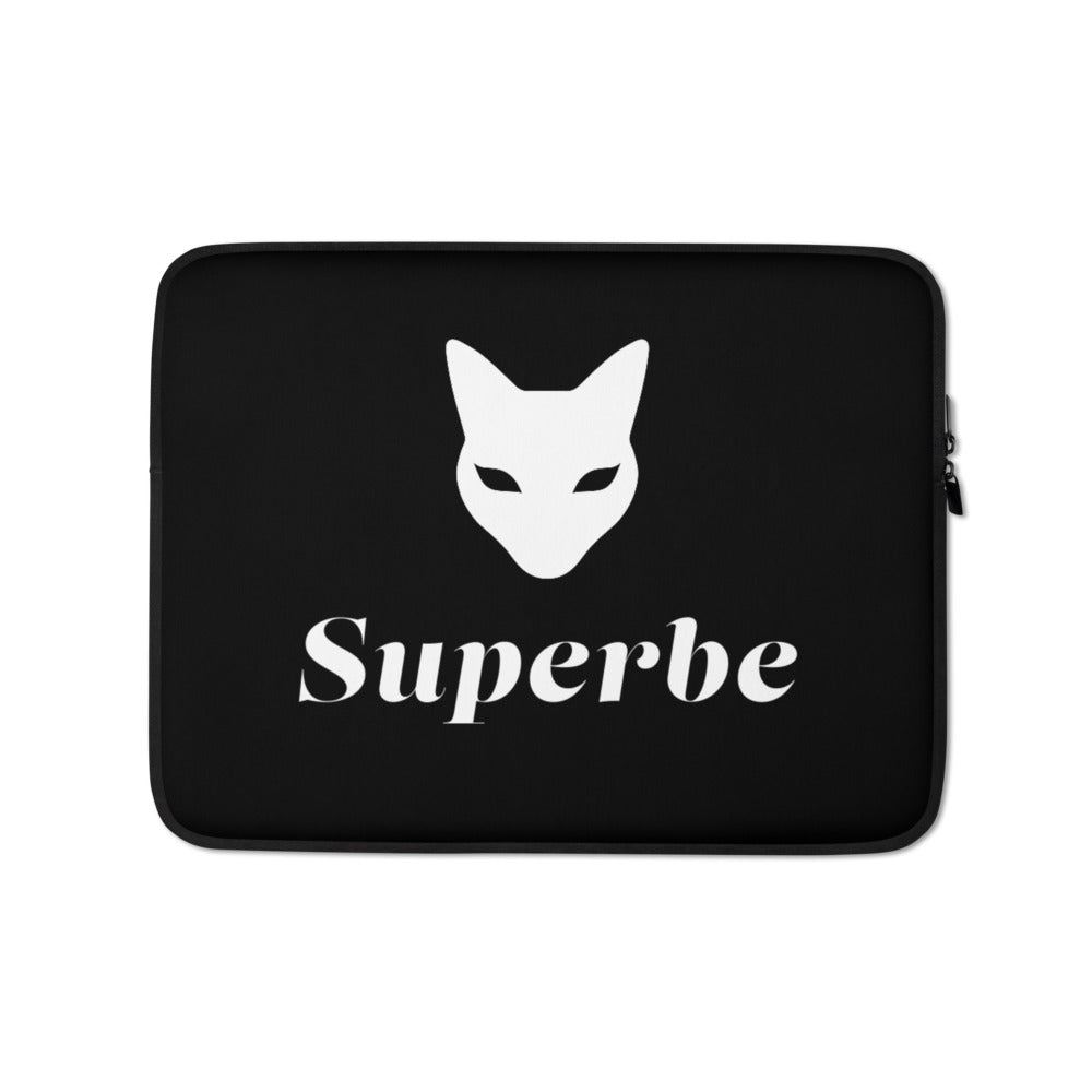 Laptop Sleeve with Superbe Logo