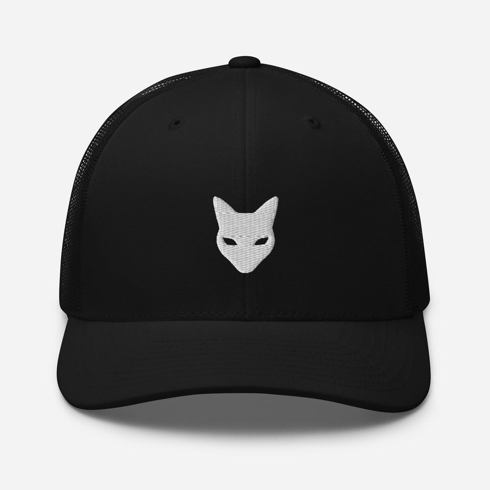 Trucker Cap with Superbe Kitty Logo