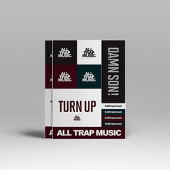 All Trap Music Vinyl Sticker Sheets