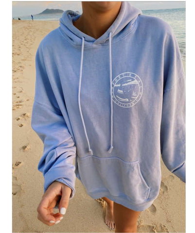 Vintage Basic Beach Sweatshirt