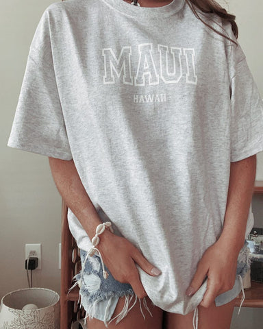 Casual 'MAUI' T-shirt