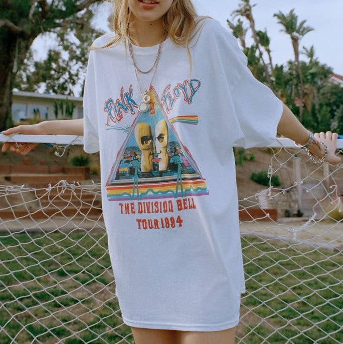 The Division Bell Tour Long Tee