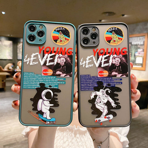 'YOUNG' Iphone Phone Case