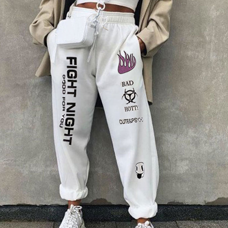 Fight Night Casual Joggers