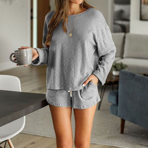 Casual Pajamas Set