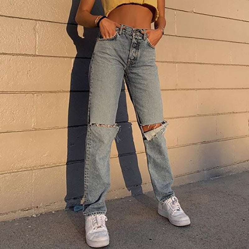 Madeline Loose Casual Jeans