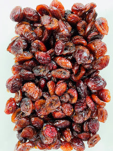 Organic dried cranberries - 550g