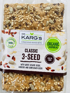 Dr Karg 3 seeded - 200g