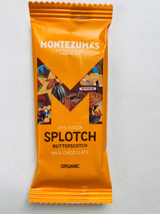 Montezuma's butterscotch - 25g