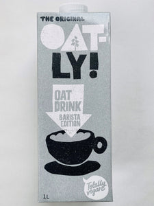 Oatly oat milk - 1 litre