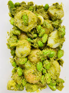 Pesto potato salad - 480g