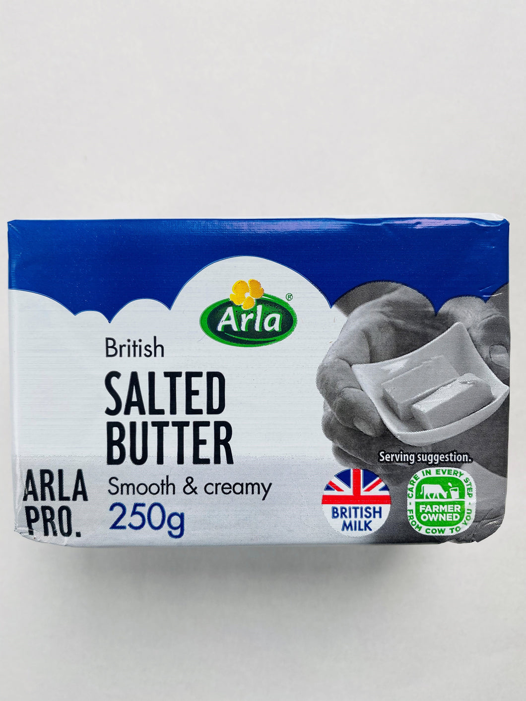 Butter salted - 250g