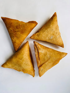 Chicken samosa x 2
