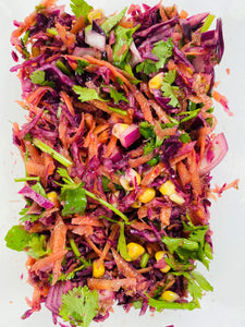 Spicy slaw salad - 250g