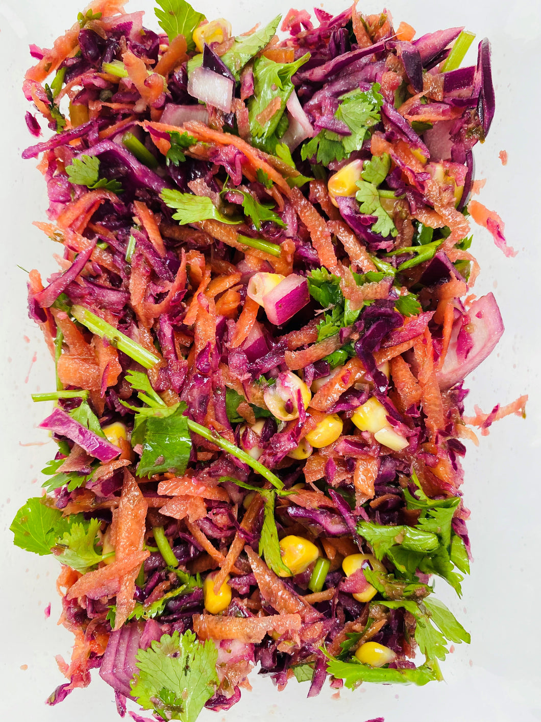 Spicy slaw salad - 480g