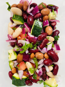 Three bean salad - 250g