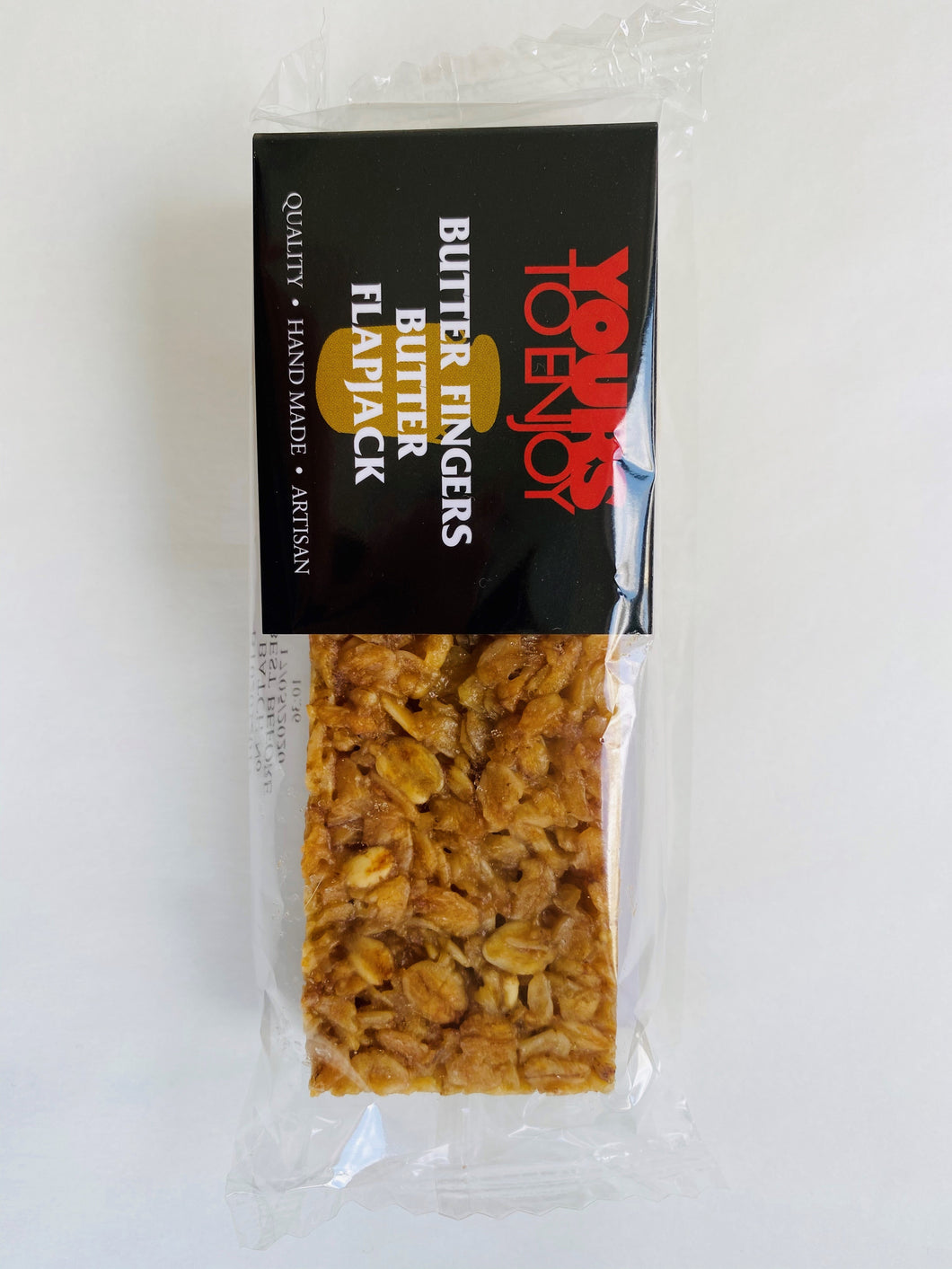 YTE - butter flapjack - 75g