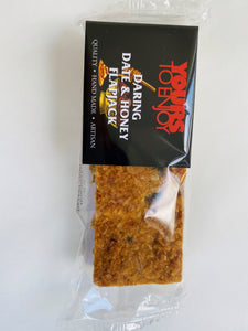 YTE date flapjack - 80g