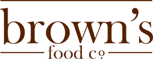 brown's food co.