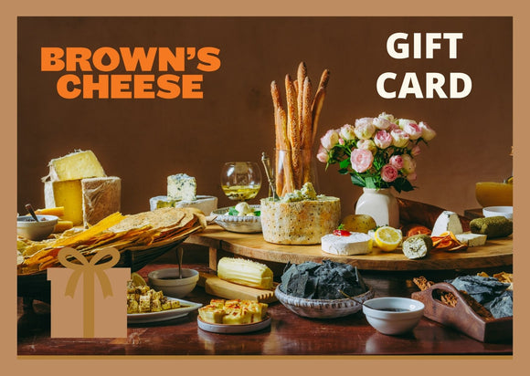 Brown's Gift Card